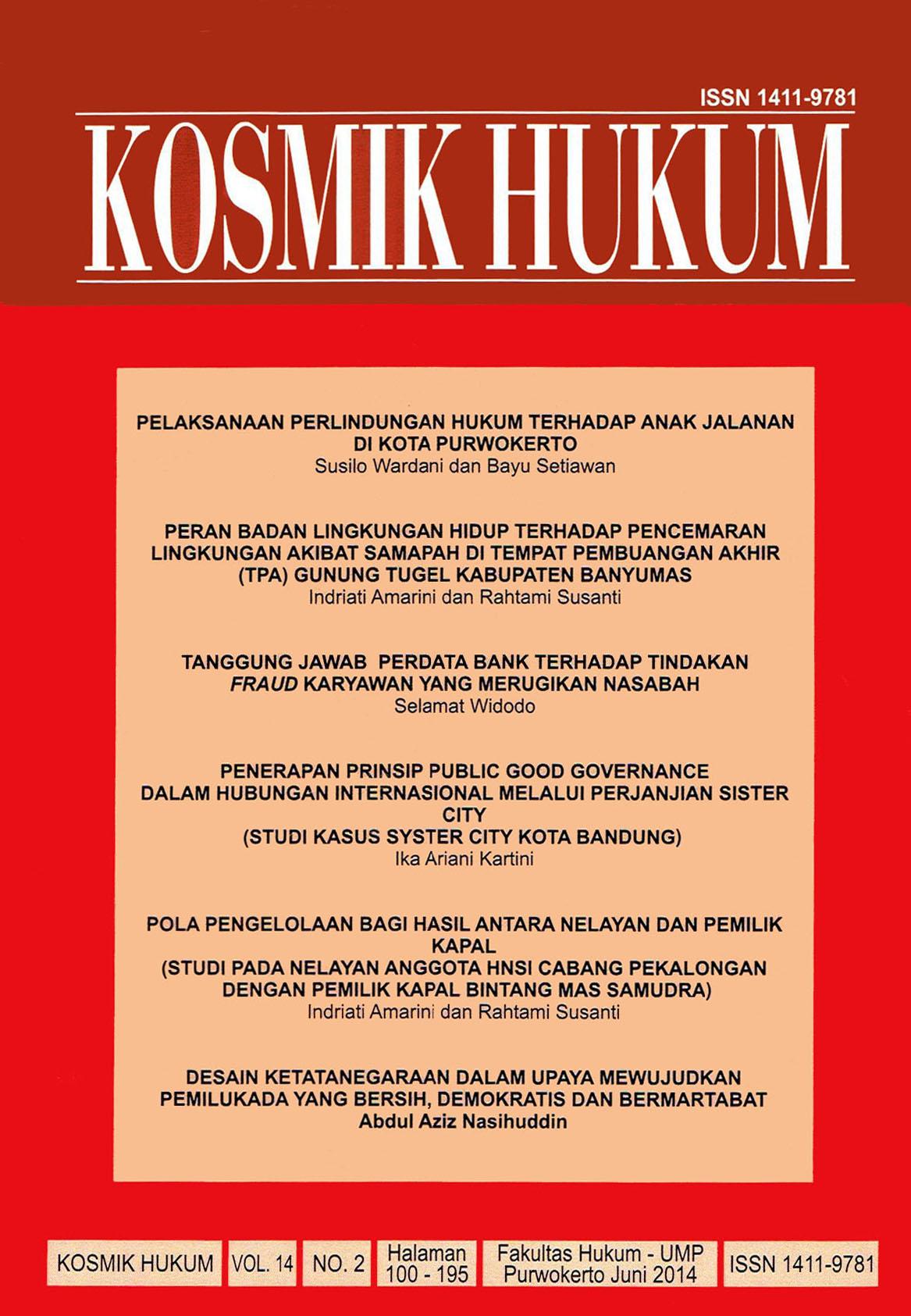 cover Kosmik Hukum