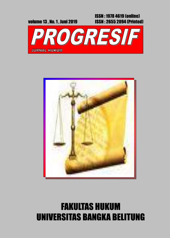 cover Jurnal Hukum Progresif