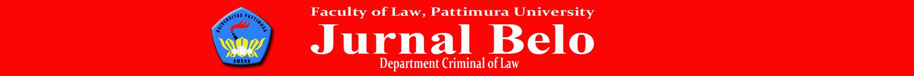 cover jurnal JURNAL BELO